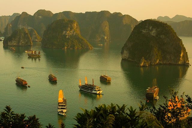 Les meilleurs sites touristiques à découvrir au Vietnam